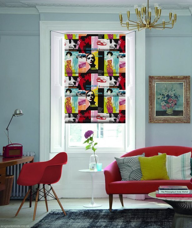 Riviera_jazz_pop_art_roman_blinds