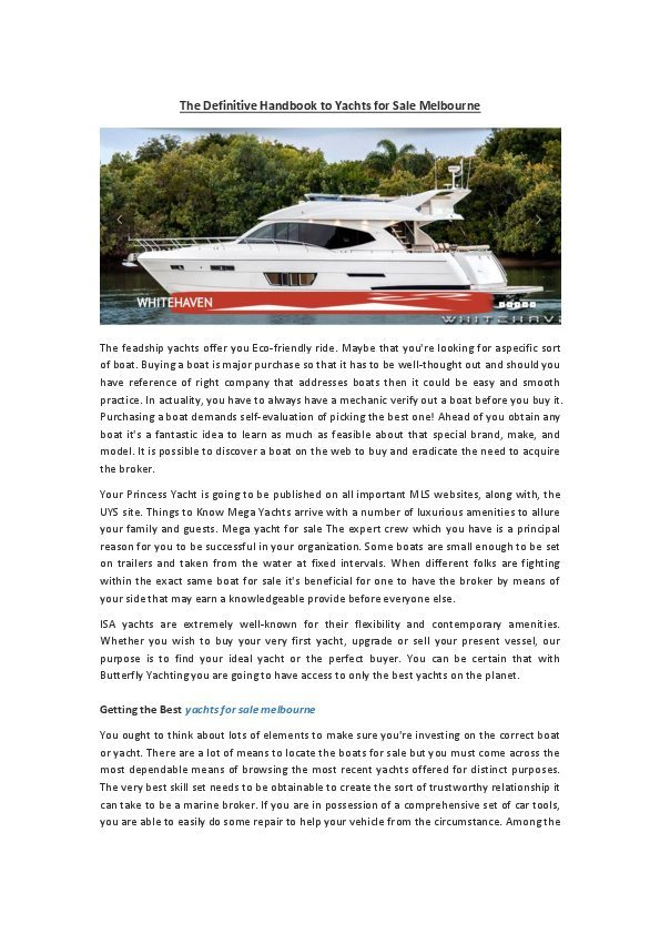 The_definitive_handbook_to_yachts_for_sale_melbourne