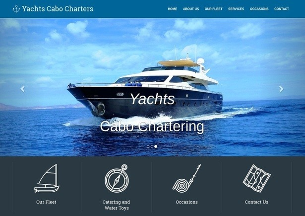 Yachtscabocharters.com